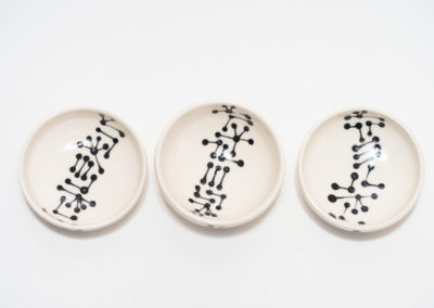 Connected mini bowls